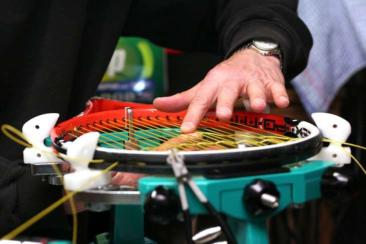 Best Tennis Stringing Machine