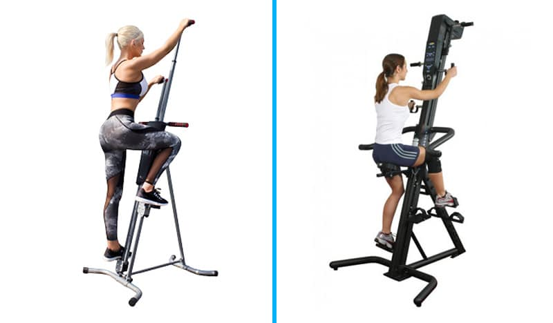 Maxi Climber Vs Versaclimber Know The Best For Your Needs